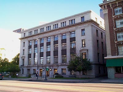 Restoration of historic State Office Building completed